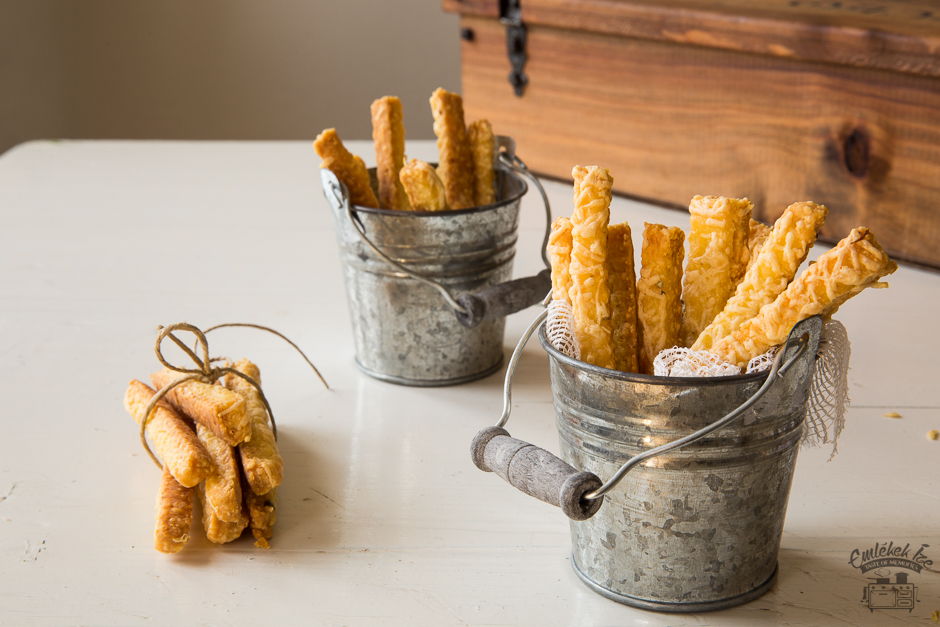 cheese sticks from the Taste of Memories countryside kitchen
